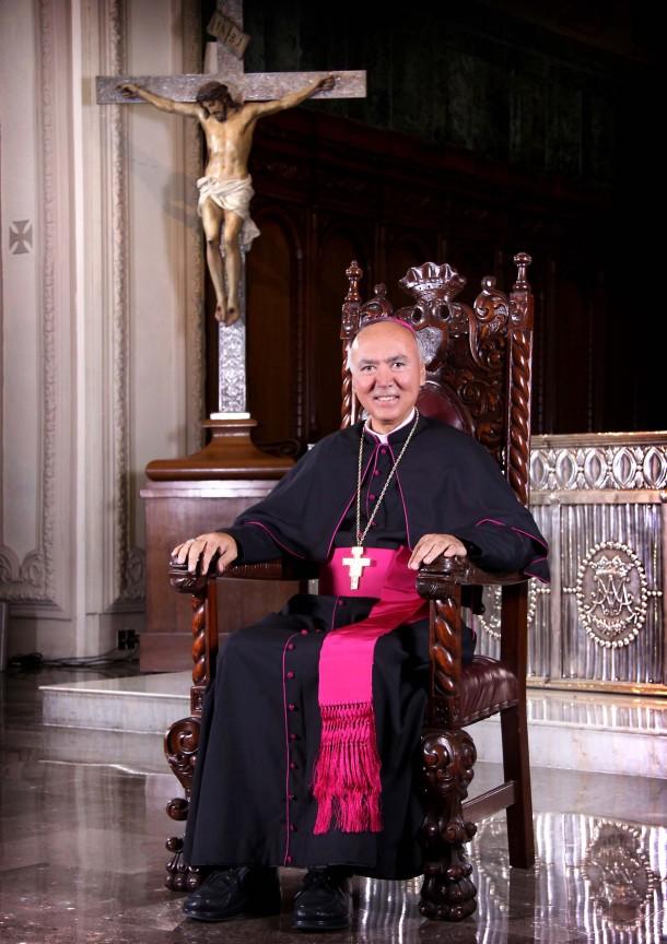 Mons. Ruy Rendón Leal
