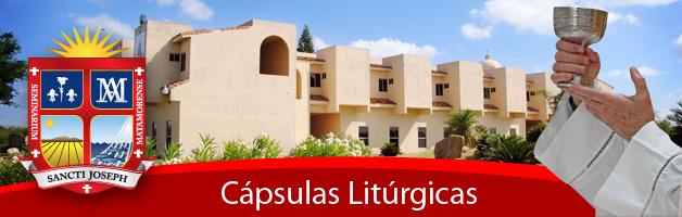 Banner Cápsulas Litúrgicas