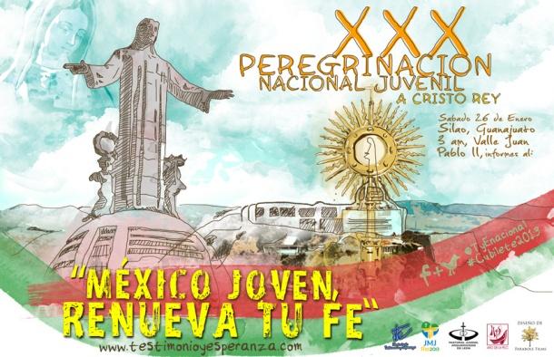 México Joven, Renueva tu Fe