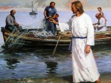 jesus con los pescadores