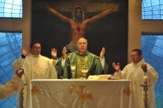 Misa de Acción de Gracias | 7 de septiembre de 2015 | Capilla del Seminario Menor