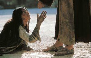 jesus escribe